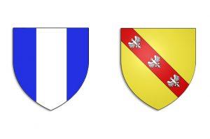 Wappen von der Leyen, Wappen Lothringen